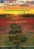 Festival Internazionale GREEN MUSIC