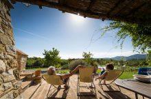 Agriturismo I Casali di Colle San Paolo: 3 casali incastonati tra Umbria e Toscana