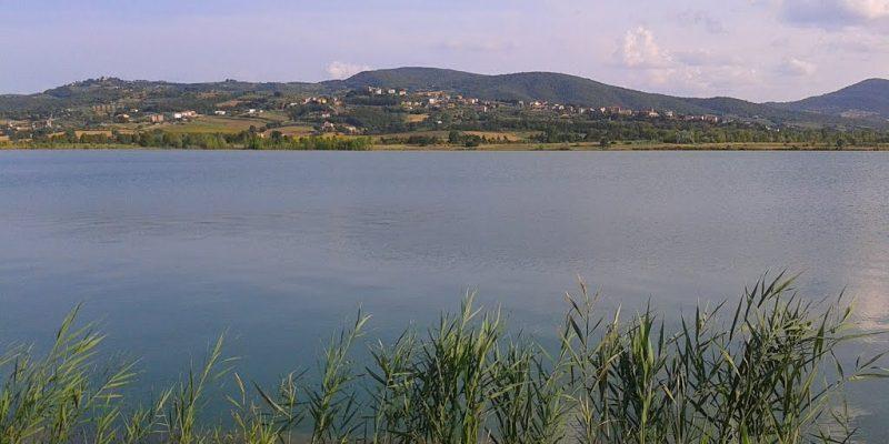 """Piegaro: """"Sei chilometri di benessere"""", al Lago di Pietrafitta inaugurato il Parktour"""